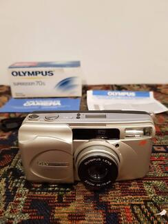 Olympus Superzoom 70G - BRAND NEW IN BOX - 35mm Film Camera