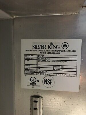 27 Silver King Commercial Refrigerated Fountainette - Skf2a