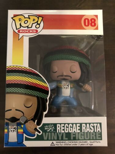 "Bob Marley Music Star 7/"" action figure"