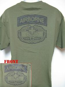 AIRBORNE-COMBAT-MEDIC-T-SHIRT-MILITARY-ARMY-NEW