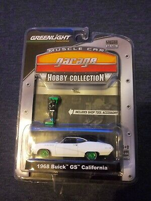 Greenlight Green Machine  Muscle Car Garage 1968 Buick GS California #13