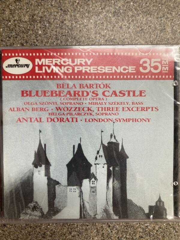 Belts Barton: Blue beards Castle Opera CD