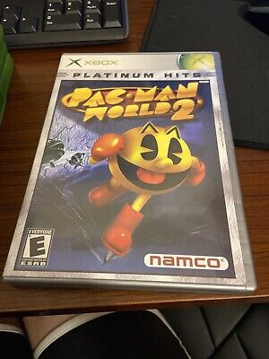 pac man world 2 xbox Preowned