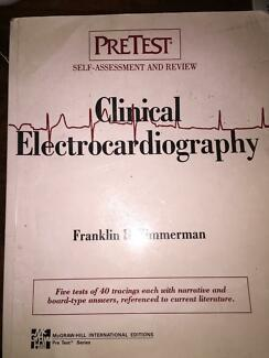 Medical Textbook - Clinical Electrocardiography Self-Assessment