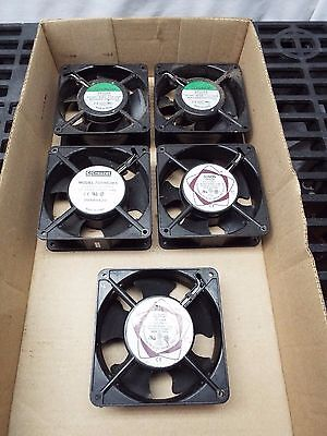 5 Exhaust Blower Fans Frymaster 807-2665 Uhc 220240v