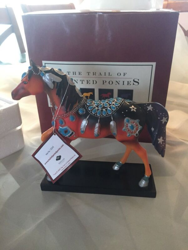 trail of painted ponies collectibles 12243