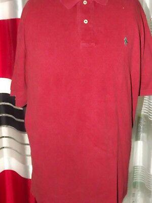 df5158a8b3 Ralph Lauren Polo T-Shirt EXCELLENT (XL) Shirt Jersey Trikot Maglia Maillot  2745