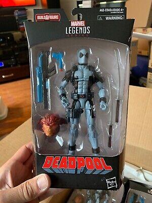 Deadpool action figure Marvel Legends Series Uncanny X-Force NIB BAF Sasquatch