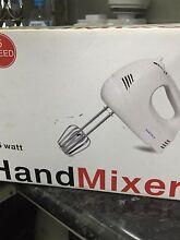 Hand mixer , sunbeam juicer , pop corn maker and knifes set Auburn Auburn Area Preview