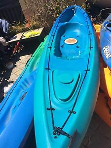 Venus kayak in good condition with paddle South Perth South Perth Area Preview