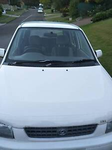 1997 Mazda 121 Hatchback Maryland Newcastle Area Preview