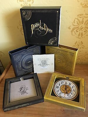 Panic at the Disco Vices and Virtues Limited Edition Complete Box Set