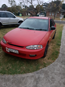 1997 mitsubishi mirage ce .mr front bar. daytime driving lights . Ashcroft Liverpool Area Preview