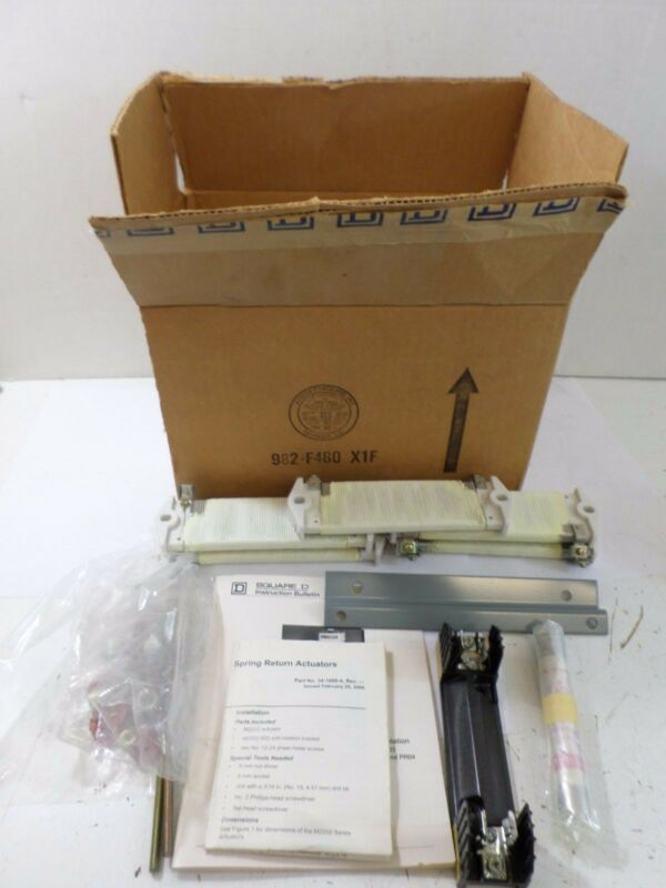 New Surplus Square D 8803 PR02 Dynamic Breaking Resistor Kit 130/240 Volt  5 HP