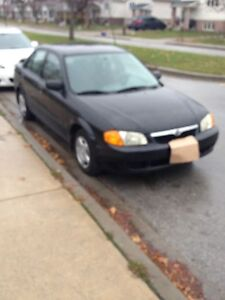 1999 Mazda Protege 1.8 Litre for sale Windsor Region Ontario image 1