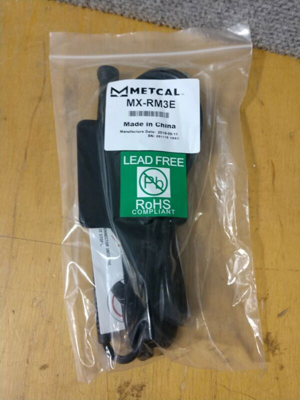 Metcal MX-RM3E Solder Handle pen with pad #Y02