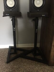 Yorkville monitor stands