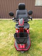 AS NEW - Mobility Scooter Pride Celebrity Deluxe (3 Wheel) Stirling Weston Creek Preview