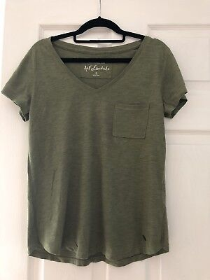 abercrombie and fitch t shirt Womens