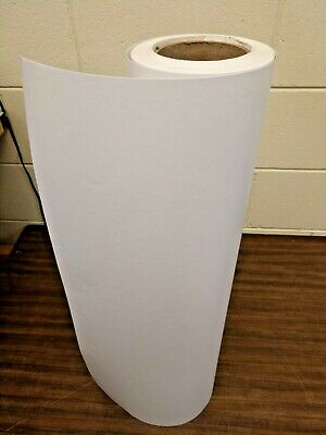 Avery White Paint Mask Sign Vinyl 24 Inch X 5 Yd Sf-100-128-s