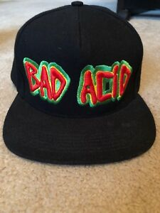 'Bad Acid' - UNIF SnapBack Hat