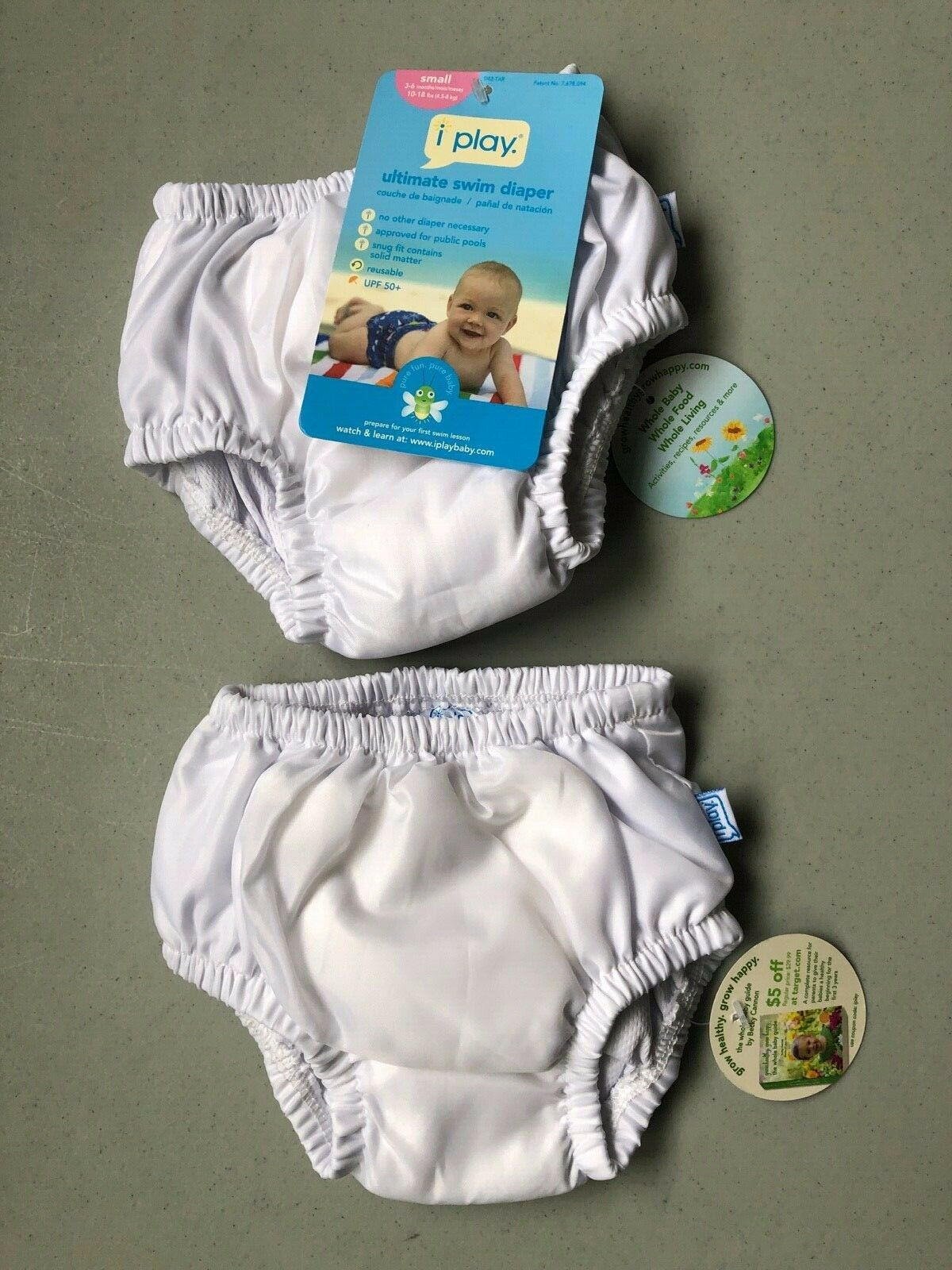 i play baby pull up reusable absorbent