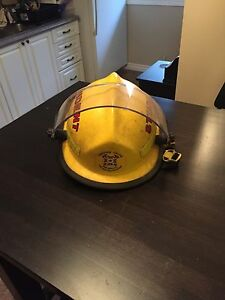 Cairns Invader 664 MSA Approved Structural firefighting helmet