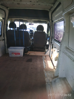 2 ton ford transit for sale