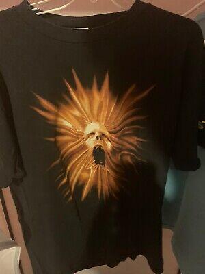 Halloween Horror Nights T Shirts (Vintage Universal Studios Halloween Horror Nights 1998 Men's Staff T-Shirt)