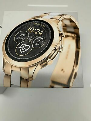 Michael Kors Access Runway Two-Tone Stainless Steel Smart Watch MKT5057
