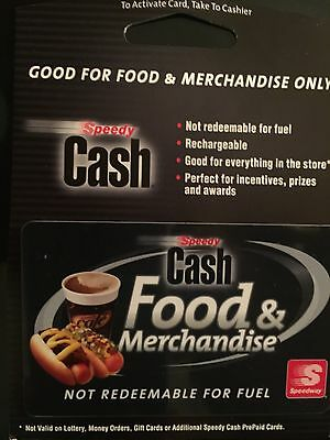 Speedway Gift Card Food & Merchandise $10