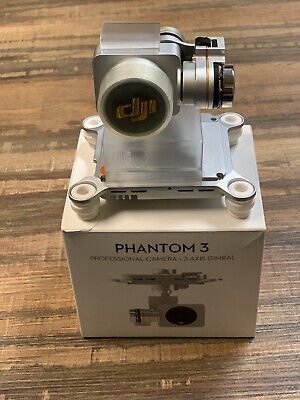 DJI Phantom 3 4K Edition Camera & Gimbal - for 4K Drone