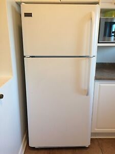 Frigidaire refrigerator on warranty until March 20, 2017