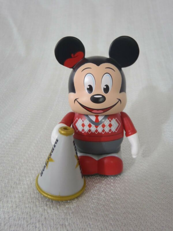 "Disney Vinylmation Park #12 HOLLYWOOD STUDIOS MICKEY TOPPER Director 3"" Figure"