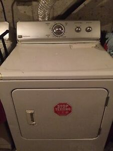 MAYTAG WASHER& DRYER