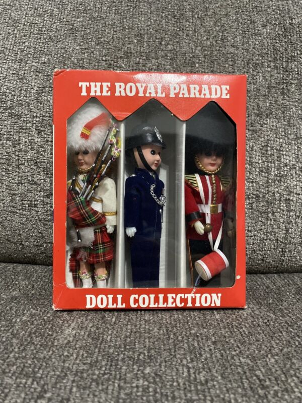 The Royal Parade Doll Collection