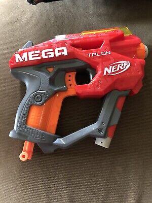 Nerf Mega Talon Blaster -- Includes 3 Official AccuStrike Nerf Mega Darts