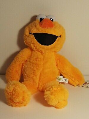 "Sesame Street Elmo Soft Plush Orange NEW 15"" (15x7x4) 5.5 Oz"