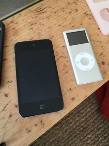 Older generation iPods