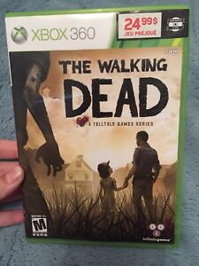 Xbox360 The Walking Dead