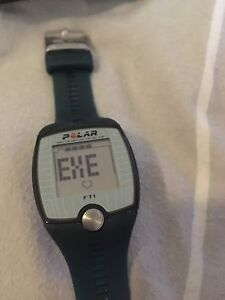 Polar heart rate monitor watch with chest strap Hamilton Newcastle Area Preview