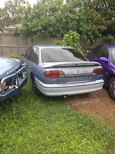 vs Holden Commodore wrecking Mango Hill Pine Rivers Area Preview