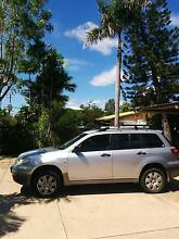clean, low milage All Wheel Drive 2006 Mitsubishi Outlander Stuart Park Darwin City Preview