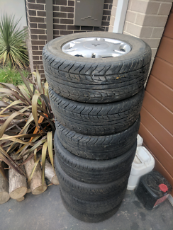 """Free RWC rims and tyres 14"""" & 15"""""""
