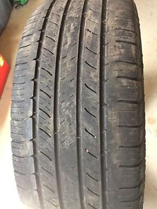 20 inch Michelin tires