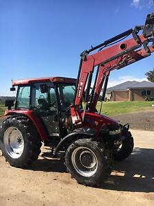 Tractor case JX80U cab 4wd loader only 2100 hrs Richmond Hawkesbury Area Preview