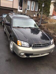 Subaru outback 2004 H6-3.0L