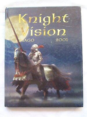 2001 KENNEDY MEMORIAL HIGH SCHOOL YEARBOOK SEATTLE, WASHINGTON  IMAGO