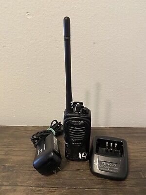 Kenwood Tk2202l Vhf Radio 16 Channel 5 Watt Wcharger
