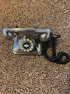 Real phone not real rotary dial just regular